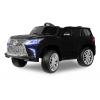 Детский электромобиль Kid's Care Lexus LX 570 4х4 (черный)