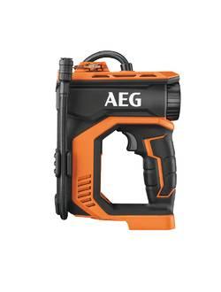 Компрессор аккумуляторный AEG BK 18C-0 (без батареи)