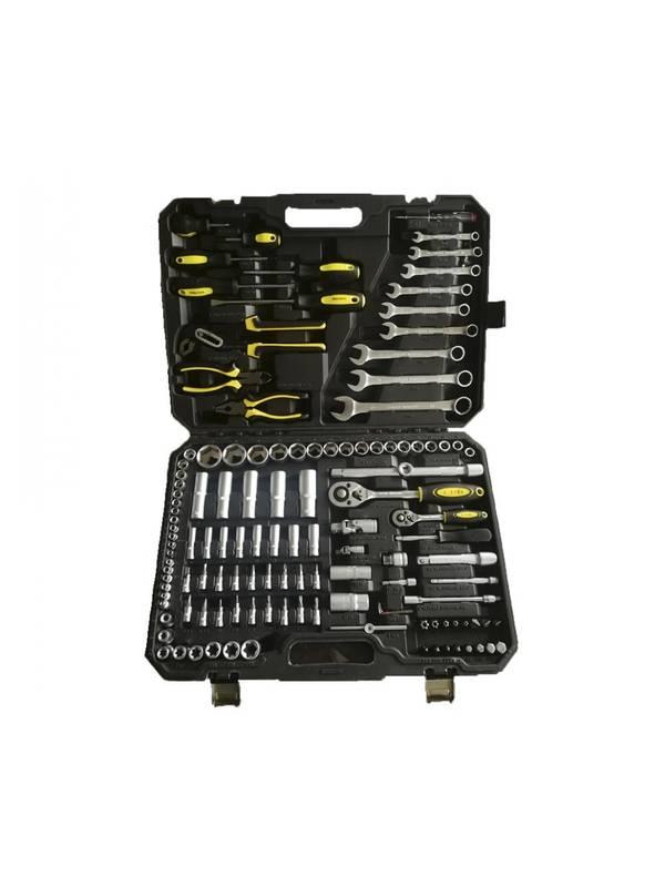 Набор инструментов для авто и дома Zitrek SAM128 SET 128