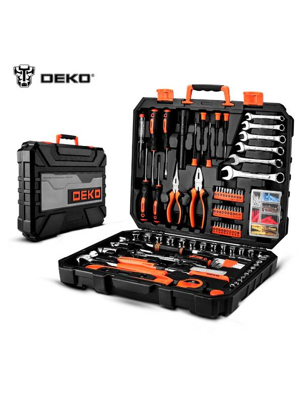 Набор инструментов для дома DEKO DKMT208 SET 208