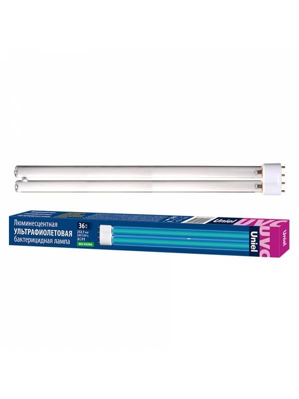 Лампа бактерицидная ультрафиолетовая ESL-PLL-36/UVCB/2G11/CL