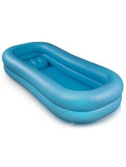 Ванна надувная Heiler для мытья человека ( без компр.)