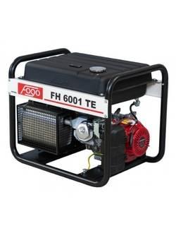Бензогенератор FOGO FH 6001T (GX390)
