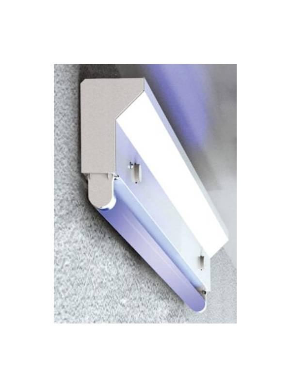 Облучатель бактерицидный ультрафиолетовый ОБН-150 (2х30w) Белинтегра (+шнур с вилкой)
