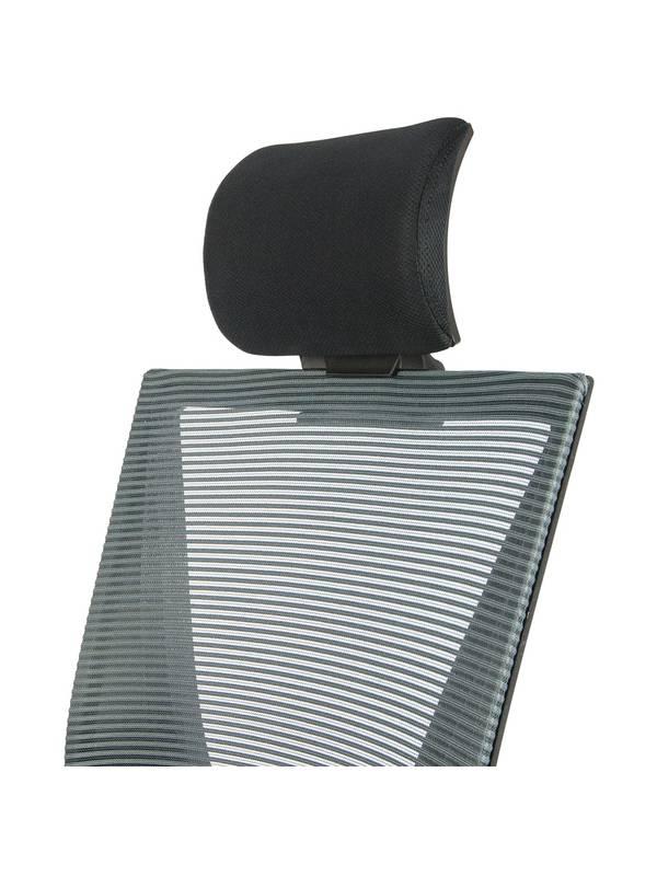 Офисное кресло Calviano BRUNO grey/black