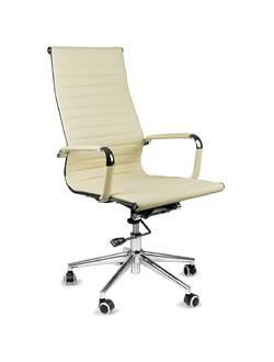 Офисное кресло Calviano ARMANDO milk