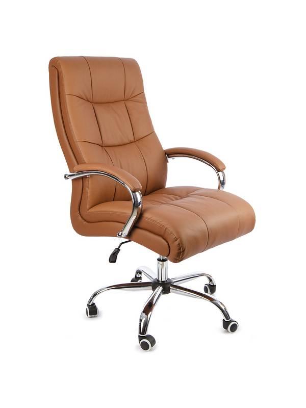 Офисное кресло Calviano NOSTRA tabacco