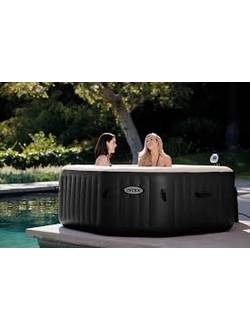 28454 Бассейн-джакузи Intex PureSpa Jet and Bubble Massage 201х71 см Intex