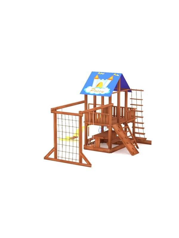 Детская площадка строительные нормы