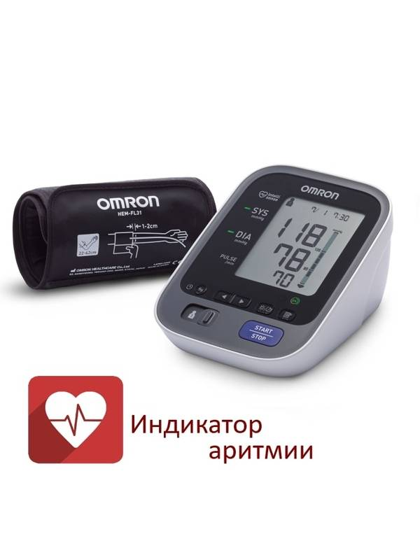 Тонометр Omron M7 Intelli IT